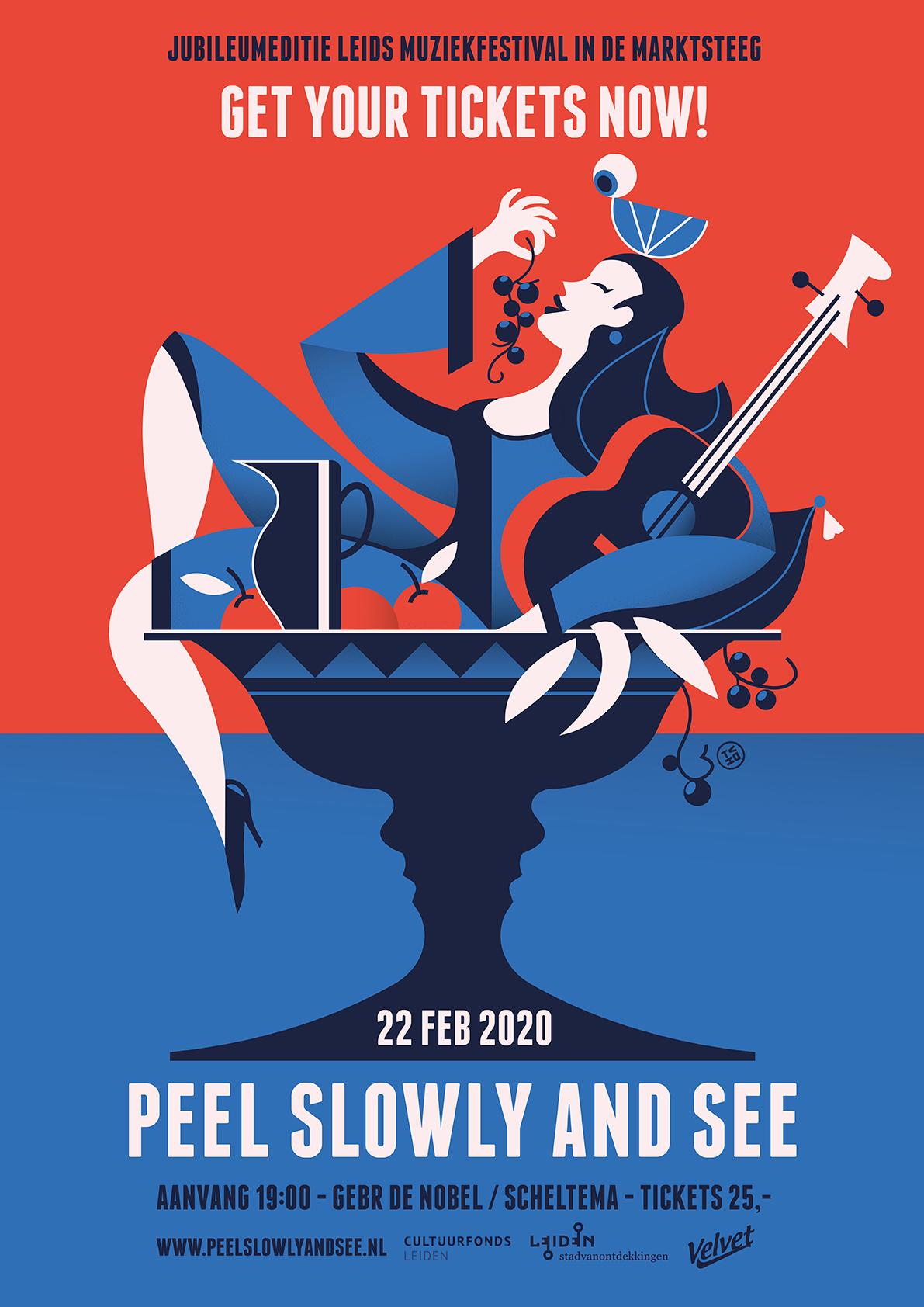 Peel Slowly and See 2020 | 22 februari 2020