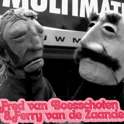 PSAS 2018   Fred van Boesschoten en Ferry van de Zaande   Lineup