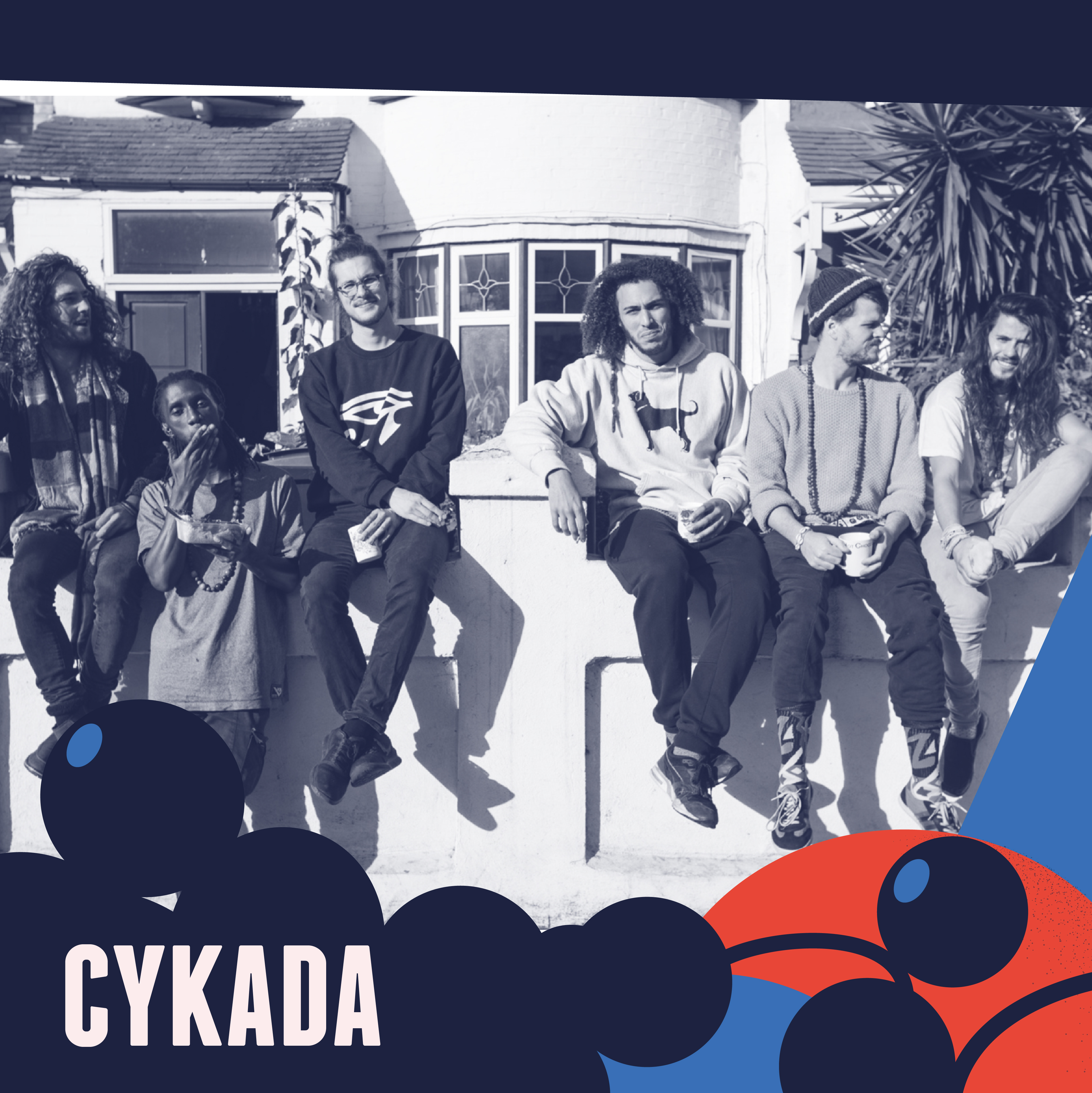 Cykada - Peel Slowly and See 2020