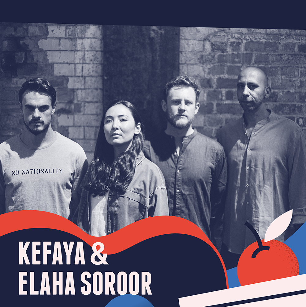 Kefaya & Elaha Soroor - Peel Slowly and See 2020